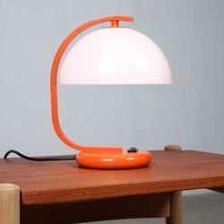 Stunning Little Vintage Table Lamp (Verner Panton Style)